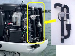 スズキが開発したマイクロプラスチック回収装置