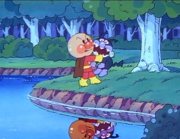 アンパンマンとやさしいばいきんまん