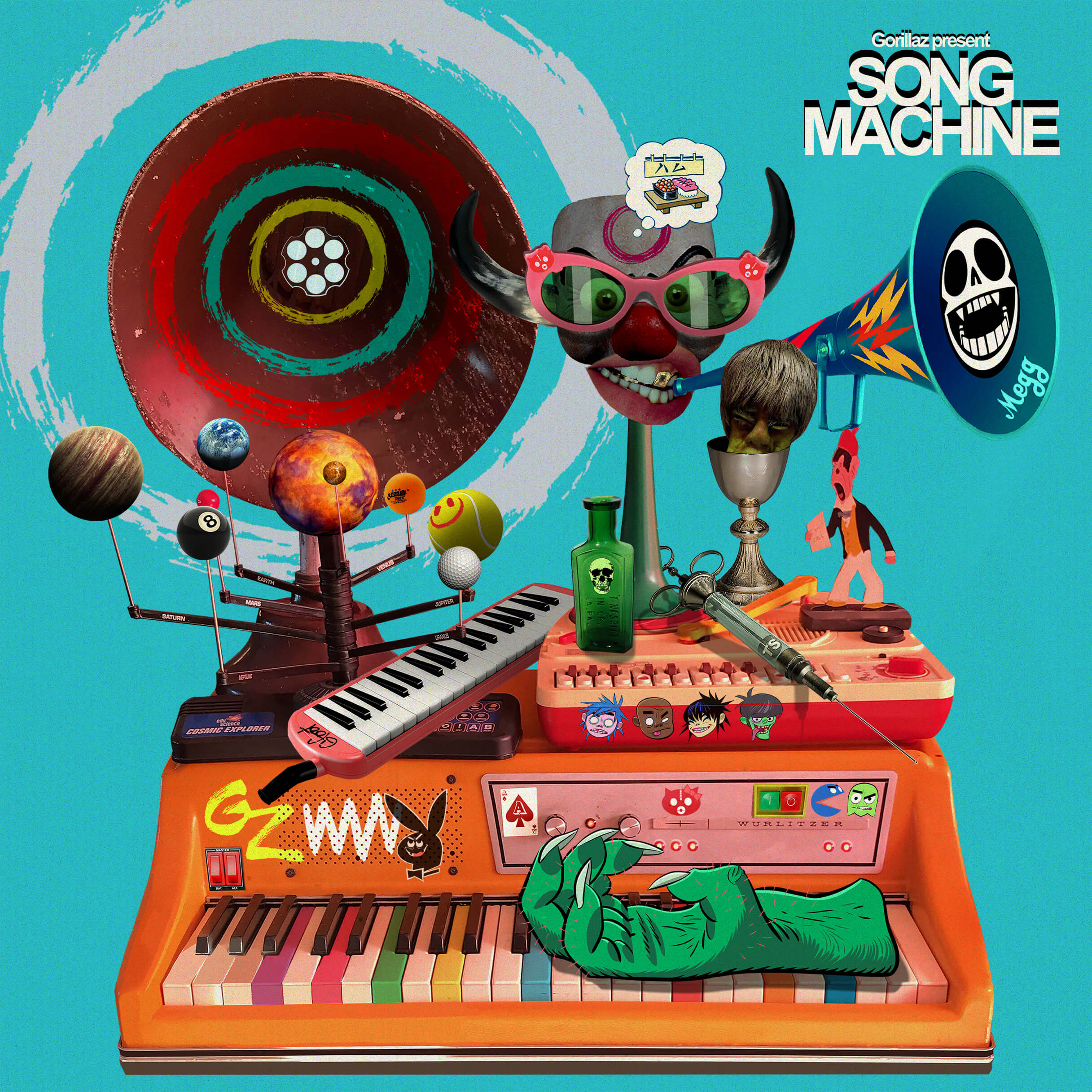 Song Machine Season One