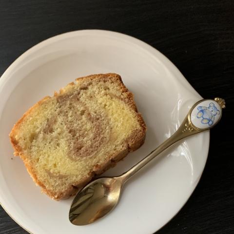 ベネシードパウンドケーキ2