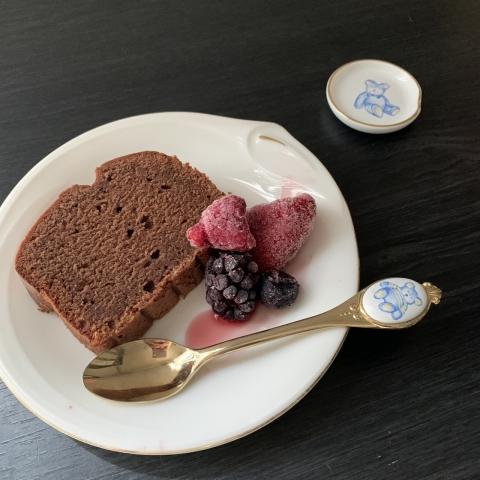 ベネシードパウンドケーキ1