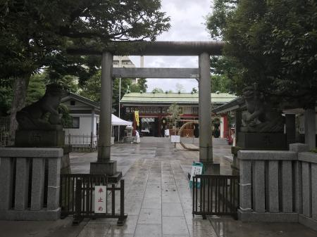 20200701池袋氷川神社04