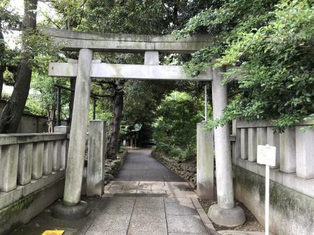 20200709渋谷氷川神社18