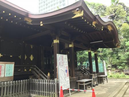 20200709渋谷氷川神社16