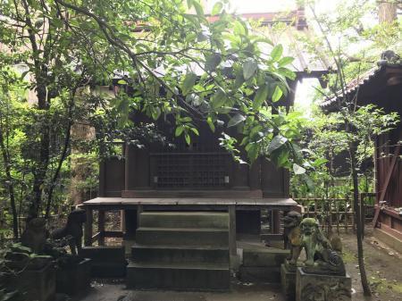 20200709渋谷氷川神社19
