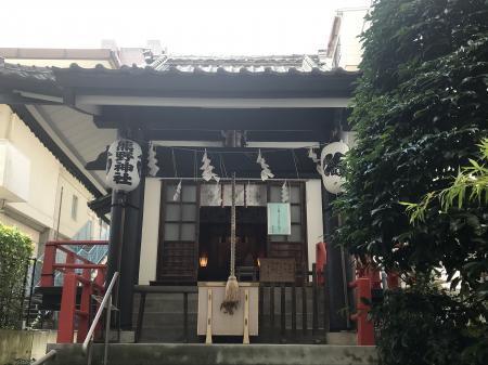20200726飯倉熊野神社04