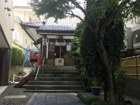 20200726飯倉熊野神社03