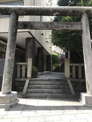 20200726飯倉熊野神社02