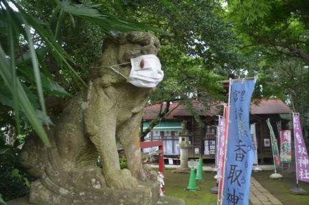 20200727冨里香取神社 高松入神社06