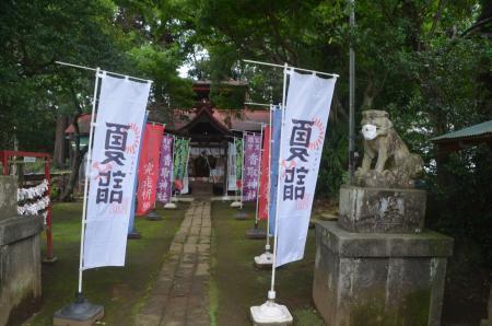 20200727冨里香取神社 高松入神社03