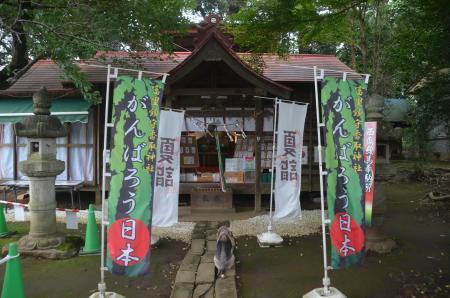 20200727冨里香取神社 高11松入神社11