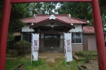 20200727冨里香取神社 高松入神社14