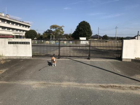 20201116旧・国田小学校01