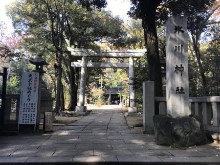 20201118赤坂氷川神社02