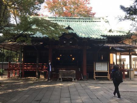 20201118赤坂氷川神社10