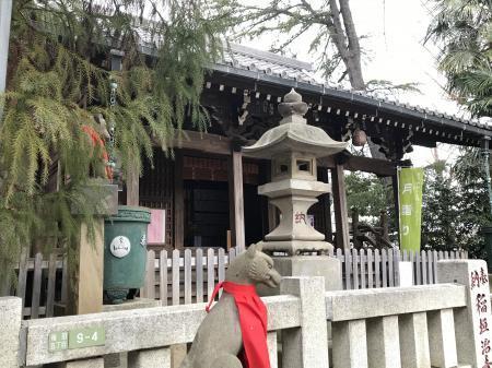 20210115梅田稲荷神社13