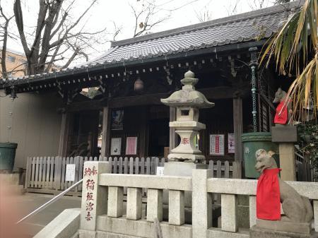 20210115梅田稲荷神社12