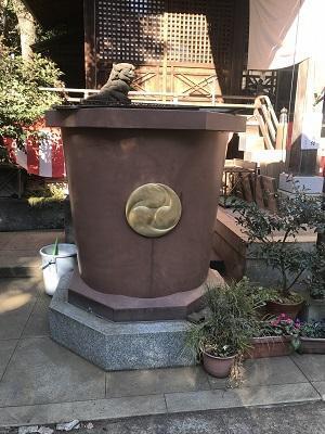 20210120太子堂八幡神社12