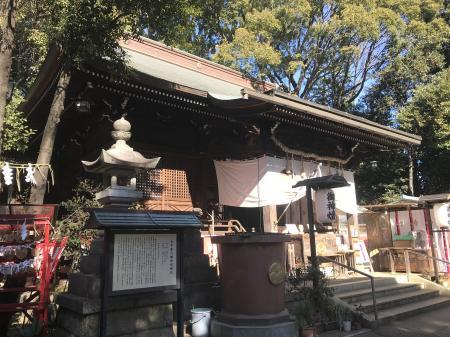 20210120太子堂八幡神社10