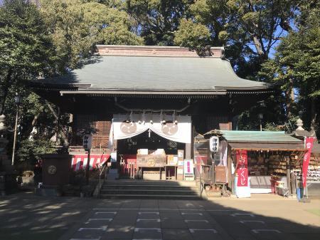 20210120太子堂八幡神社08