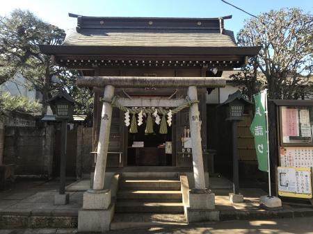 20210120太子堂八幡神社18