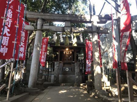 20210120太子堂八幡神社16