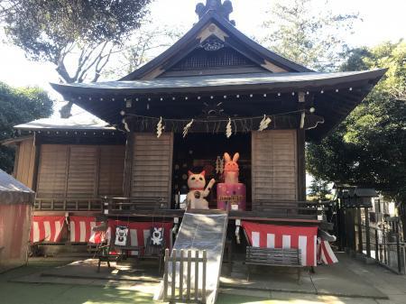 20210120太子堂八幡神社13