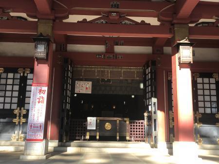 20210120世田谷八幡宮10