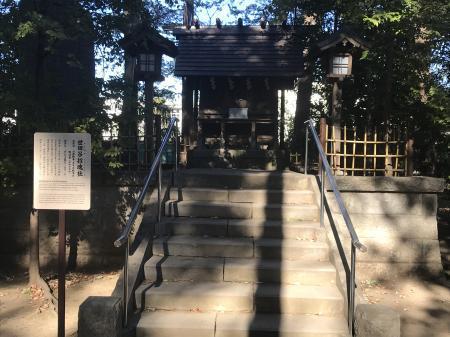 20210120世田谷八幡宮18