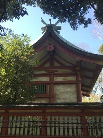 20210120世田谷八幡宮15