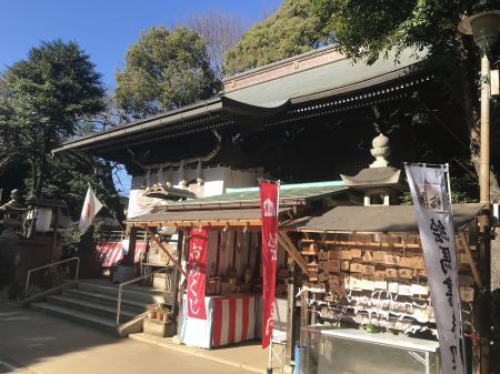 20210120太子堂八幡神社11