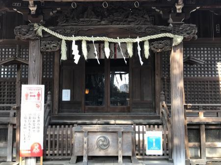 20210125駒留八幡神社10