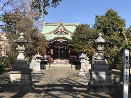20210125勝利八幡神社03