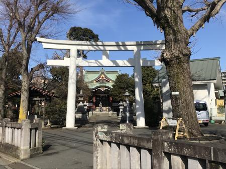 20210125勝利八幡神社02