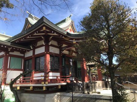 20210125勝利八幡神社10