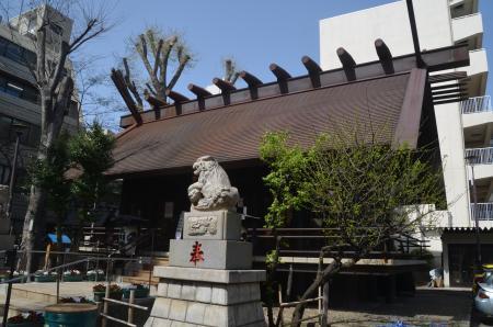 20210331高円寺氷川神社10