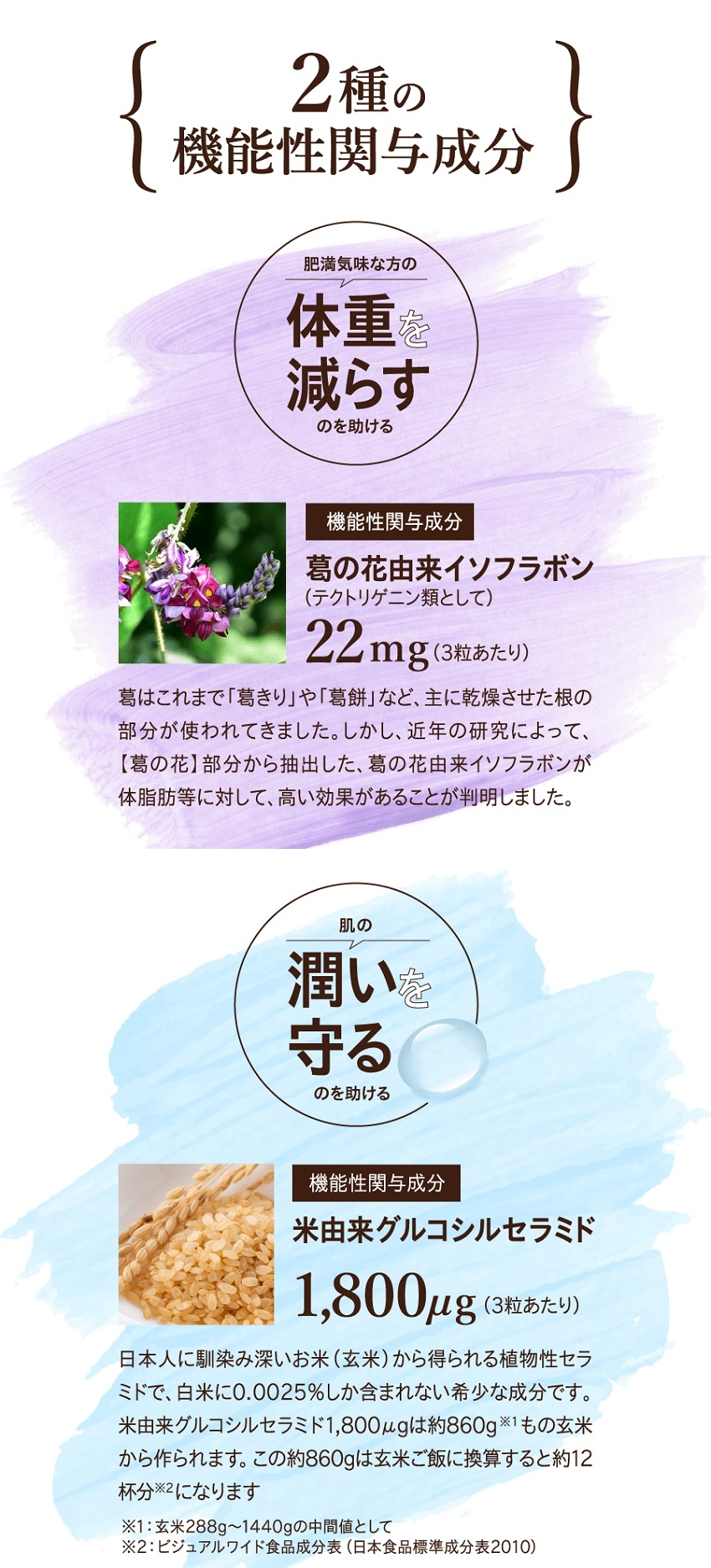 イージータブレット葛の花