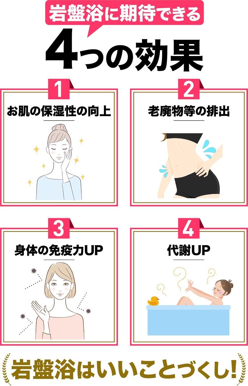肌断食の湯
