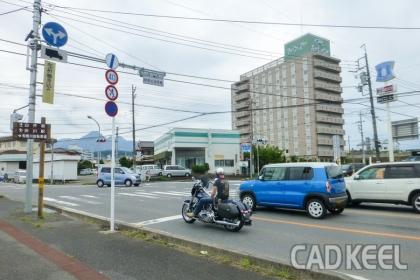 200801利根川自転車道サイクリング 渋川市下郷