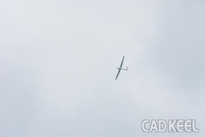 200802板倉滑空場 LS4耐空検査