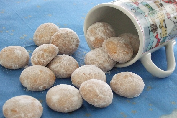 ネージュ(雪) 卵0 ホロホロさくさく発酵バターの香りいっぱい
