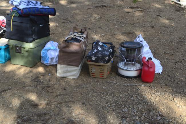 何がなんでもキャンプだし せせらぎ荘キャンプ場 新型コロナ キャンプ プロックス あぐらイス ココア トイプードル 小型犬 ポストジェネラル POST GENERAL ヘビーデューティーバスケット ロング