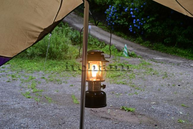 何がなんでもキャンプだし 久保キャンプ場 停電 生ビール コーヒー ランタン 予熱 雨が降ろうが槍が降ろうが これまでに経験したことのないような大雨 豪雨 キャンプ