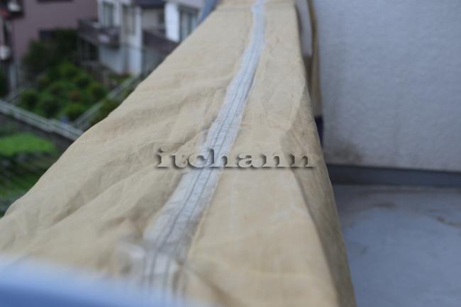 何がなんでもキャンプだし リペア オガワ フィールドタープ オクタ 雨漏り 縫製部 シーム コート 撥水 ポロンT