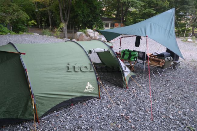 何がなんでもキャンプだし すげのレジャー 犬連れ キャンプ プードル 焚火調理 遠赤外線 遠火 ジューシー 簡易トイレ SDGs