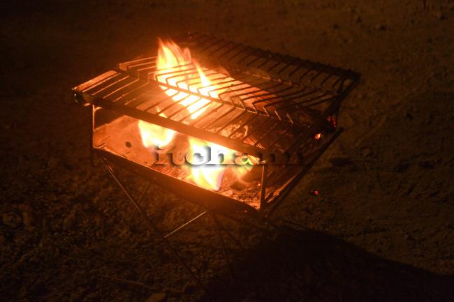 何がなんでもキャンプだし fuzibisou オートキャンプ場 大栗キャンプ場 椿荘 にぎり寿司 キャンプで寿司 刺身定食 塩ラーメン 塩元帥 キンレイ