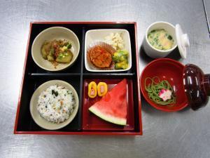 小倉厨房8月行事食