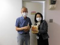 鈴木社長、早速ありがとうございます♪(20200523)
