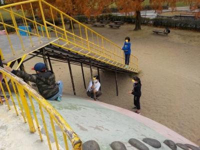 1211(金)貝塚公園 (3)