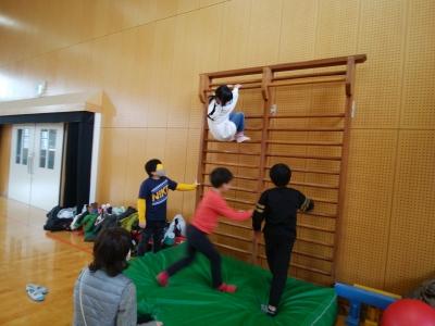 0105(火)名島小 体育館 (4)
